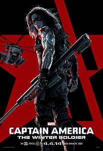 The Blot Says...: Captain America: The Winter Soldier IMAX ...