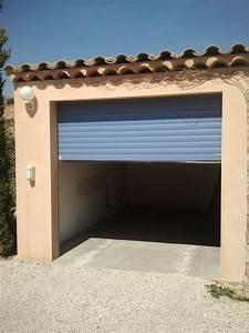 Volet Roulant Garage : volet roulant de garage monoplace marseille technic ~ Melissatoandfro.com Idées de Décoration