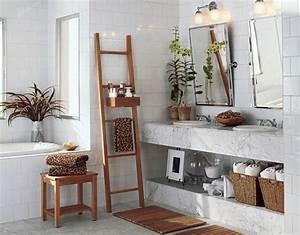 Badezimmer Deko Selber Machen : 30 super ideen f r kreative badezimmergestaltung ~ Lizthompson.info Haus und Dekorationen