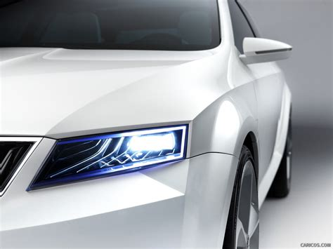 Skoda Visiond Design Concept Front Wallpaper 59 Ipad