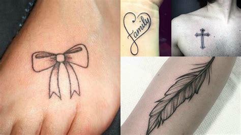 simply designed tattoos  girls boys fascinating