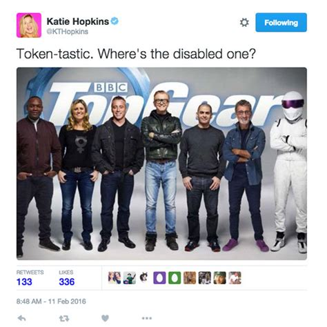 Top Gear Line Up by Where Is The Disabled One Slams Top Gear