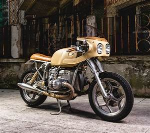Racing Caf U00e8  Bmw R80 Mono By Jerikan Motorcycles