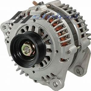 100  New Alternator For Nissan Altima Generator V6 3 5l 110a  One Year Warranty