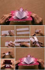 How to Make Mother's Day Gift Pop Up Card | UsefulDIY.com