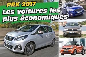 Argus Automobile 2017 Gratuit : prk 2017 les 30 voitures les plus conomiques en france photo 1 l 39 argus ~ Gottalentnigeria.com Avis de Voitures