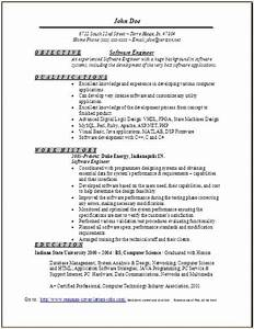 Software engineer resume sample occupationalexamples for Free resume editing software