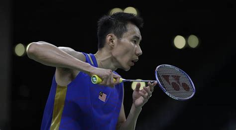 Lee Chong Wei Presses On, Ygor Coehlo De Oliveira Exits To
