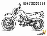 Coloring Motorcycle Colouring Pages Motorcycles Cool Boys Ktm Yescoloring sketch template