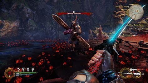 shadow warrior  review gamespot