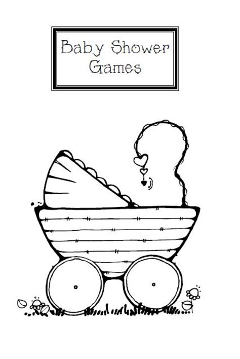 printable baby shower games   fun  play tip
