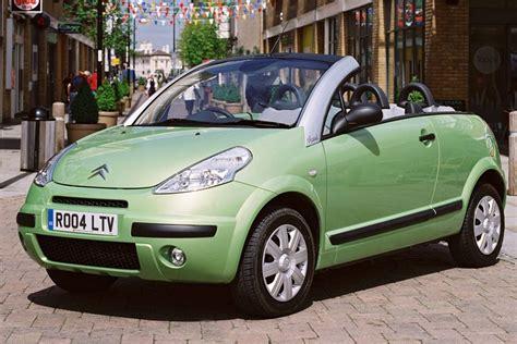 Citroen Pluriel citroen c3 pluriel 2003 car review honest