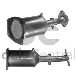 Diesel Russpartikelfilter Unwirksam by Partikelfilter Nissan Qashqai Diesel Partikelfilter