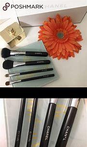 💯🔥💫Chanel brush set x2 Authentic !💫🔥💯 | Chanel brushes ...