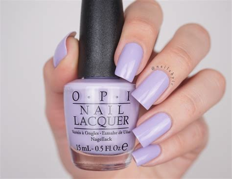 Opi Polly Want A Lacquer? Swatch Opi Fiji Swatches Review