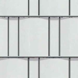 Sichtschutz Anbringen Anleitung : doppelstabzaun sichtschutz anbringen sichtschutz am zaun reihenhaus konzept pvc ~ Orissabook.com Haus und Dekorationen