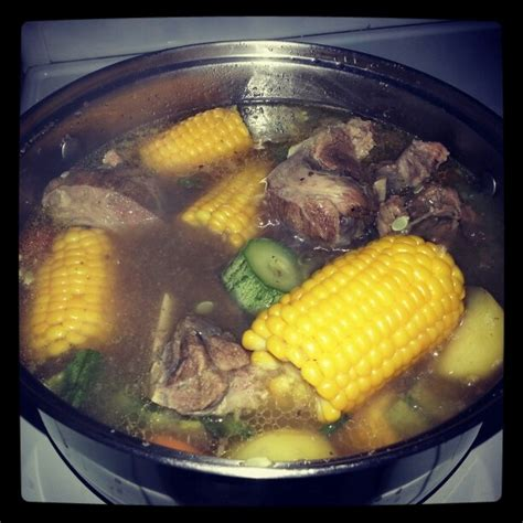 olla de carne traditional costa rican food costa