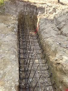 Fondation Mur Parpaing : fondation mur parpaing construction mur parpaing ~ Premium-room.com Idées de Décoration
