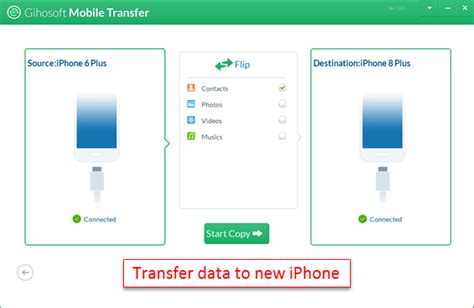 how to transfer iphone to new iphone how to transfer data from phone to new iphone x 8 8 plus
