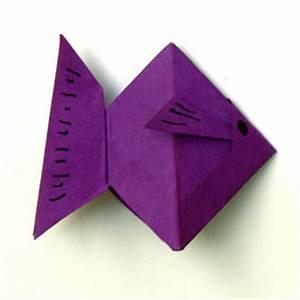 Origami Für Anfänger : origami tiere falten fisch ~ A.2002-acura-tl-radio.info Haus und Dekorationen