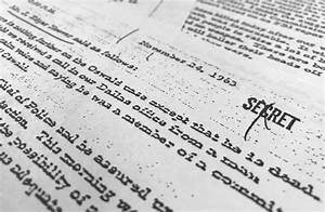 the wildest jfk files strippers surveillance and With documents released by government