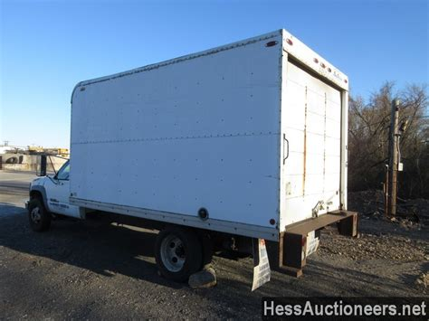 used 1995 chevrolet 3500 hd box truck for sale in pa 27856