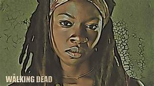 Michonne Full HD Wallpaper and Background | 1920x1080 | ID ...