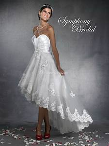 short wedding dresses that are classy sassy With short to long wedding dresses