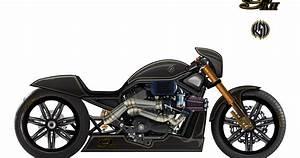 Racing Caf U00e8  Harley Kh