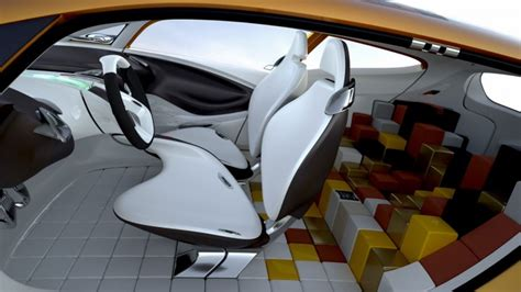 renault concept interior renault r space concept car body design