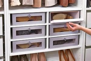 Boite Rangement Chaussures Ikea : rangement chaussures dressing ikea ~ Nature-et-papiers.com Idées de Décoration