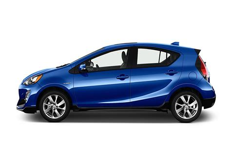 2017 Toyota Prius C Gets Advanced Driver Assist Tech As
