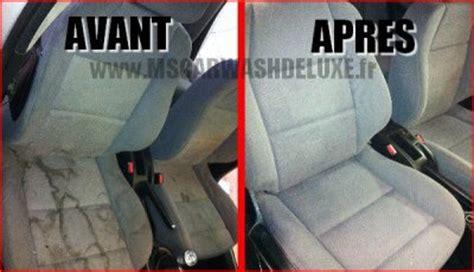 nettoyage siege voiture tissu nettoyage sièges tissus cuir prestige car wash