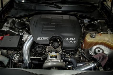 dodge charger  supercharger kit ripp