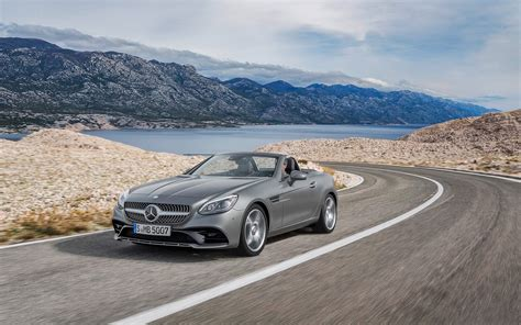 Mercedes Slc Class Backgrounds by 2016 Mercedes Slc Wallpapers Hd High Quality