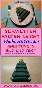 Servietten Falten Weihnachtsbaum : pin auf servietten falten anleitung ~ A.2002-acura-tl-radio.info Haus und Dekorationen