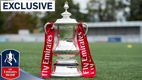Brand new FA Cup being made - YouTube