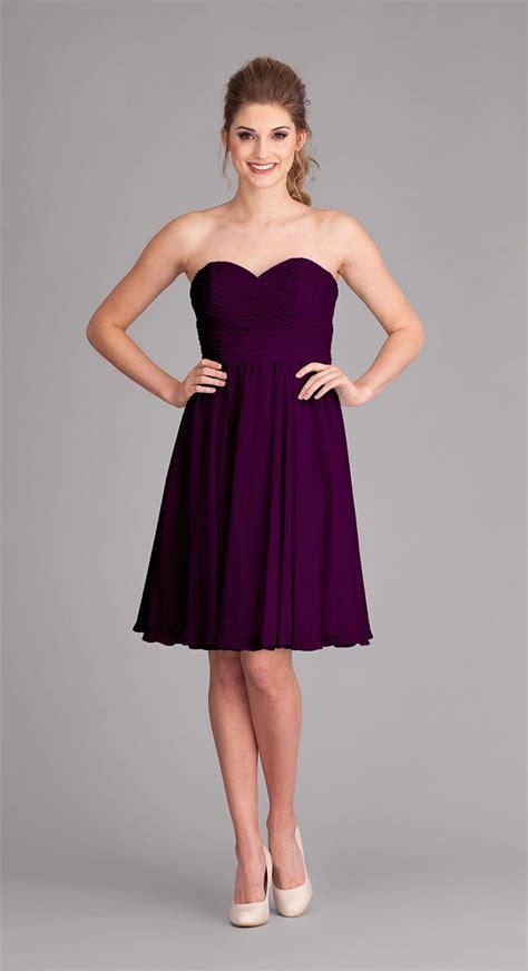plum colored dress best 25 plum bridesmaid ideas on plum colored