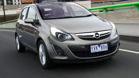 Opel Corsa 2012 by Opel Corsa Enjoy 2012 Review Carsguide