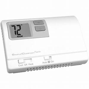 5 Best Non Programmable Thermostat  U2013 Simple Peace Of Mind
