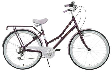Pendleton Junior Blossomby Girls Kids Cruiser Bike Brown