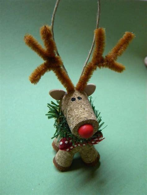 best 25 reindeer ornaments ideas on pinterest christmas