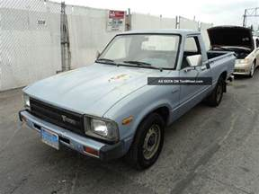 1982 Toyota Pick Up Truck
