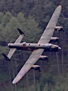Lancaster Bomber Flight Engineer