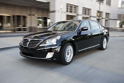 Hyundai Genesis Vs Equus by Luxury Car Hyundai Equus 2011