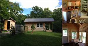 cozy 200 sq ft amish made tiny house for sale in With amish home builders michigan