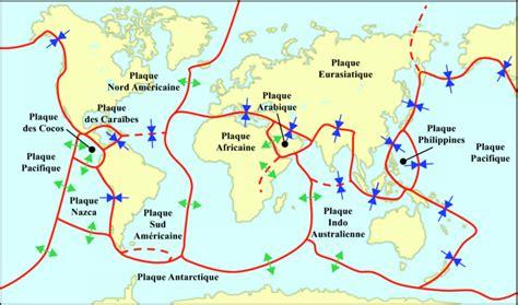 le eplaque animation sur la tectonique des plaques ecole les