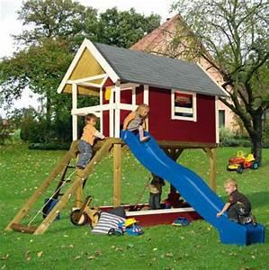 Spielhaus Für Den Garten : d gartenspielhaus stelzenhaus kinder spielh user smoby ~ Articles-book.com Haus und Dekorationen