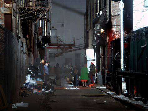 death  theatre alley scouting ny