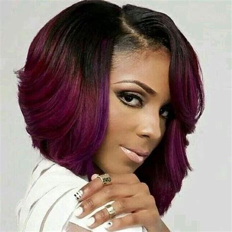 Colored Black Hairstyles by 2019 Popular Colored Bob Hairstyles